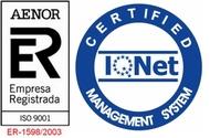 ISO 9001 AENOR IQNet